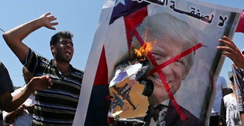 EUA impulsionam plano econômico para Oriente Médio; palestinos rejeitam