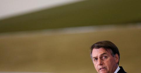Placeholder - loading - Imagem da notícia Bolsonaro diz que militar preso com cocaína na Espanha merece 'punição severa'