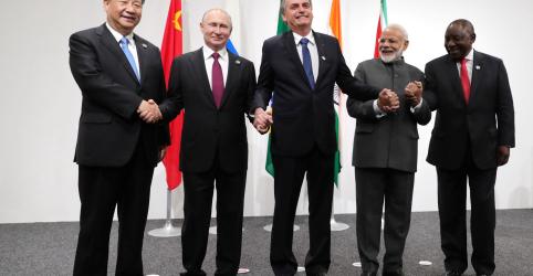 Placeholder - loading - Imagem da notícia Reforma da OMC deve considerar interesses de países em desenvolvimento, dizem Brics