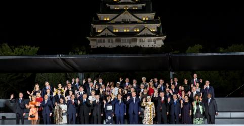 Placeholder - loading - Imagem da notícia Líderes do G20 lutam para diminuir diferenças além de preocupações com o crescimento global