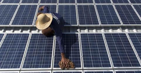 Placeholder - loading - Imagem da notícia Preço para energia solar marca nova mínima em leilão no Brasil; eólica tem forte deságio