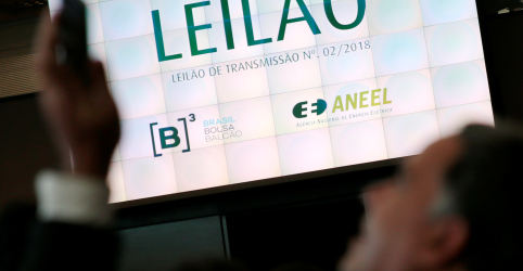 Placeholder - loading - Imagem da notícia Leilão de energia contrata 402 MW, abaixo do esperado; investimento somará R$1,9 bi