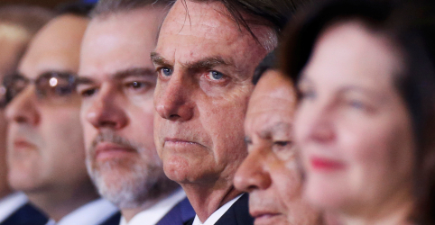 Placeholder - loading - ANÁLISE-Bolsonaro prioriza base ideológica e acirra atrito com Poderes