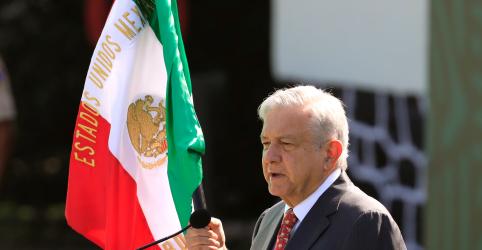 Placeholder - loading - Imagem da notícia México agradece Trump por elogio a esforços para conter fluxo de imigrantes