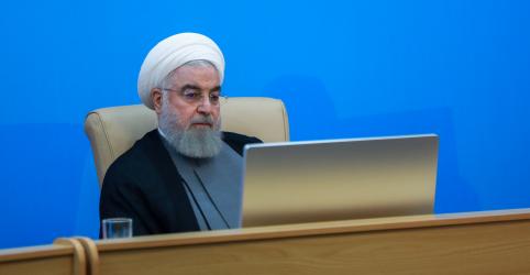 Placeholder - loading - Imagem da notícia Irã elevará nível de enriquecimento de urânio a nível que desejar, diz Rouhani