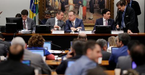 Placeholder - loading - Comissão aprova texto-base da Previdência; ainda vota destaques à proposta