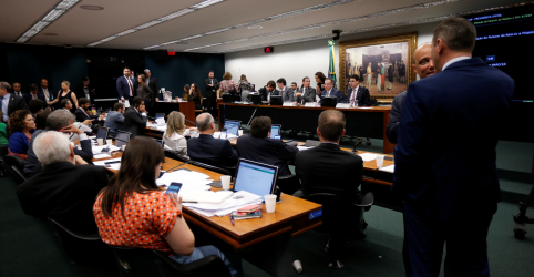 Placeholder - loading - Comissão especial da reforma da Previdência rejeita destaque sobre polícias