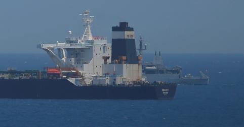 Placeholder - loading - Imagem da notícia Irã ameaça navio britânico em retaliação por apreensão de petroleiro