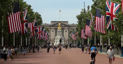 Governo britânico diz que vazamento de mensagens de embaixador nos EUA são 'motivo de pesar'