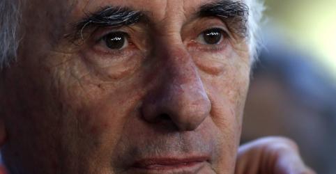 Ex-presidente argentino Fernando de la Rúa morre aos 81 anos