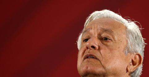 Placeholder - loading - Presidente do México diz que investigações dos EUA sobre aço não impactam acordo
