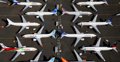 Placeholder - loading - Boeing deve perder título de maior fabricante de aviões após entregas caírem 37%
