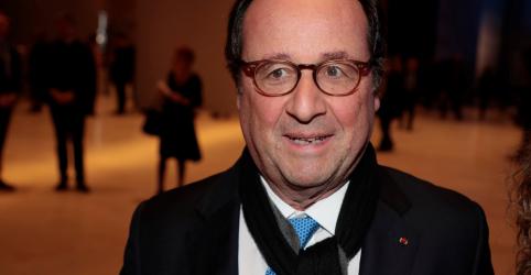 Placeholder - loading - Imagem da notícia Ex-presidente francês Hollande depõe em inquérito sobre compra de caças da FAB, diz fonte