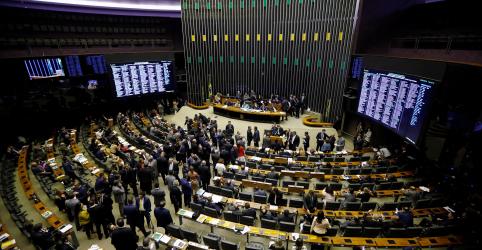 Placeholder - loading - Imagem da notícia Câmara inicia sessão para votar Previdência; precisa votar projeto antes e não há acordo
