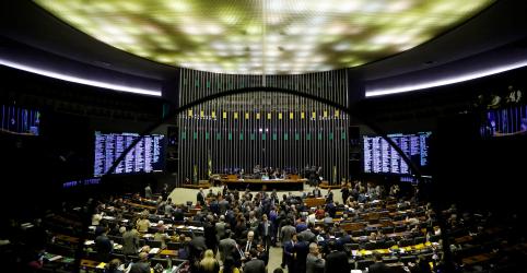 Placeholder - loading - Plenário da Câmara inicia sessão para votação de reforma da Previdência