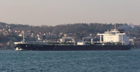 Placeholder - loading - Reino Unido diz que Irã tentou bloquear navio-petroleiro britânico