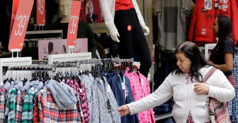 Vendas no varejo do Brasil recuam 0,1 % em maio, diz IBGE