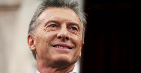 Placeholder - loading - Imagem da notícia Macri deve conquistar reeleição por pequena margem na Argentina, mostra pesquisa