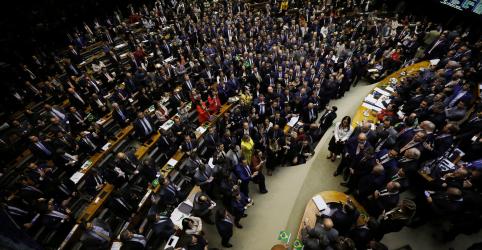Placeholder - loading - Imagem da notícia Câmara aprova emenda da bancada feminina à reforma da Previdência