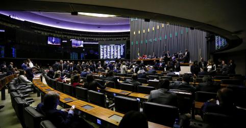 Placeholder - loading - Imagem da notícia Câmara aprova mudanças na reforma da Previdência; votação continua nesta 6ª-feira
