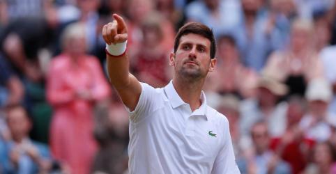 Placeholder - loading - Imagem da notícia Djokovic vence Federer em épico de Wimbledon e conquista quinto título na competição