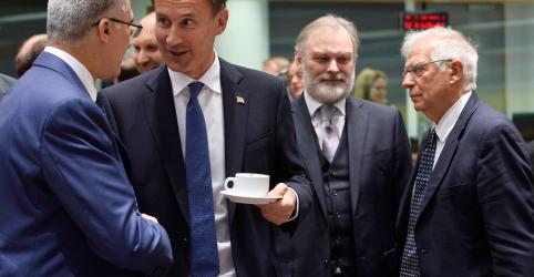 Placeholder - loading - Reino Unido vê 'janela pequena' para salvar acordo nuclear; Irã pressiona Europa