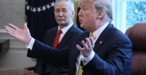 Placeholder - loading - China diz que Trump errou ao ligar acordo comercial a desaceleração econômica