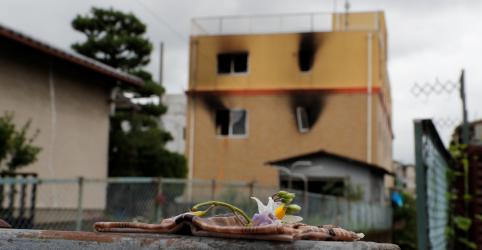 Suspeito de atear fogo a estúdio de animação japonês acreditava ser vítima de plágio, diz mídia