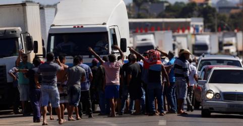 Ministério deve se reunir com caminhoneiros na próxima semana sobre tabela de frete