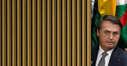 Falar que se passa fome no Brasil é uma grande mentira, diz Bolsonaro