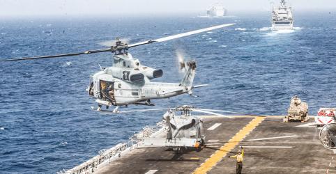 Irã diz ter apreendido petroleiro britânico e nega que EUA tenham derrubado drone