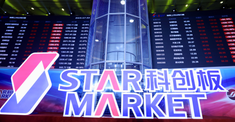 Placeholder - loading - Imagem da notícia Plataforma ao estilo Nasdaq STAR Market tem forte estreia na China