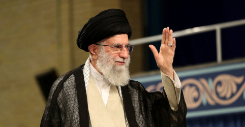 Placeholder - loading - Líder supremo do Irã chama plano dos EUA para paz entre Israel e palestinos de 'trama perigosa'