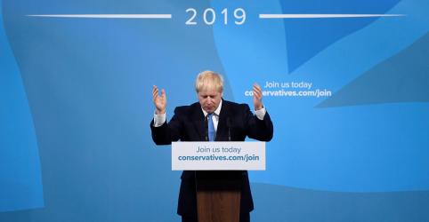 Placeholder - loading - Imagem da notícia UE diz a novo premiê britânico Johnson que não mudará termos do Brexit