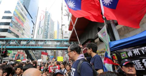 China ameaça guerra em caso de tentativa de independência deTaiwan