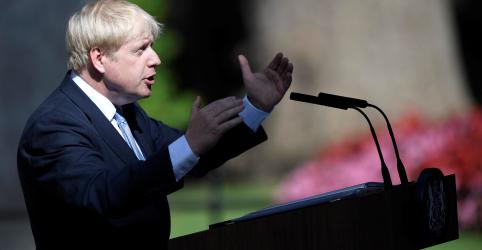 Placeholder - loading - Novo premiê Johnson diz que Reino Unido deixará UE em 31 de outubro de qualquer modo