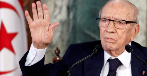 Placeholder - loading - Morre presidente da Tunísia Essebsi, líder na transição democrática do país