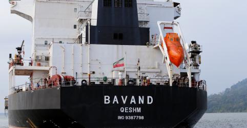STF determina que Petrobras abasteça navios iranianos parados na costa do Brasil