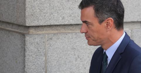 Placeholder - loading - Imagem da notícia Sánchez fracassa em tentativa de ser confirmado primeiro-ministro espanhol