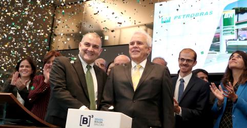 Placeholder - loading - Imagem da notícia Petrobras espera ofertas pela Liquigás em agosto; governo vê privatizações constantes