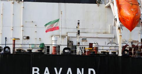 Placeholder - loading - Imagem da notícia Navios iranianos começam a ser abastecidos e devem deixar Paranaguá neste sábado