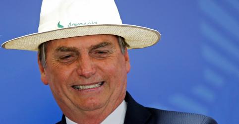 Placeholder - loading - Bolsonaro diz que reservas indígenas inviabilizam agronegócio e põe em dúvida assassinato de cacique