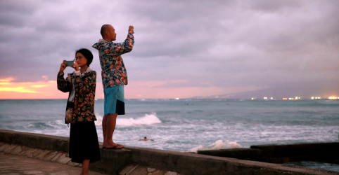 Placeholder - loading - Imagem da notícia Furacão Erick avança em direção ao Havaí; outro furacão deve se formar no Pacífico