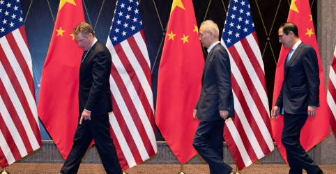 Negociações entre EUA e China foram 'construtivas', diz Pequim