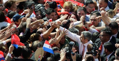 Placeholder - loading - Imagem da notícia Parlamentares do Paraguai desistem de impeachment de Abdo após anulação de acordo sobre Itaipu