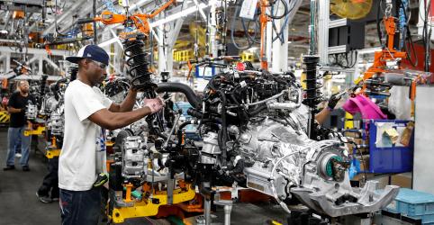 Placeholder - loading - Imagem da notícia Criação de vagas de trabalho nos EUA desacelera em julho e salários sobem