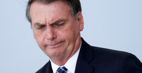 Placeholder - loading - Bolsonaro diz que vai responder STF sobre pai de presidente da OAB: 'Não falei nada demais'