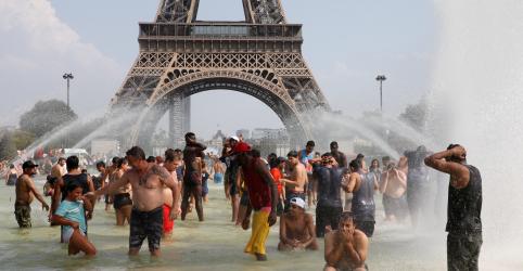 Placeholder - loading - Onda de calor de julho na Europa seria 'extremamente improvável' sem mudança climática, dizem cientistas