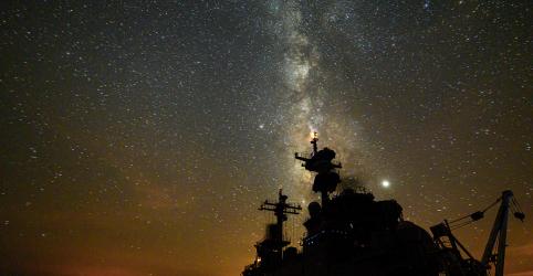 Placeholder - loading - Imagem da notícia Irã diz que não vai tolerar 'agressões marítimas' no Golfo Pérsico