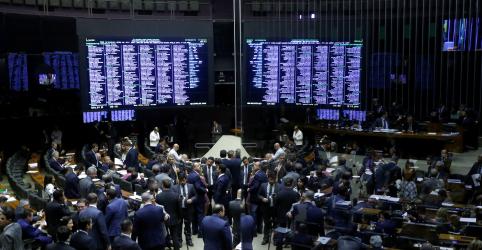 Placeholder - loading - Imagem da notícia Câmara conclui votação da Previdência e texto vai ao Senado